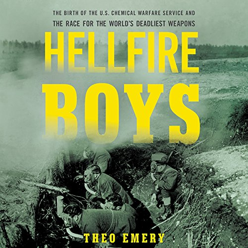Hellfire Boys audiobook cover art