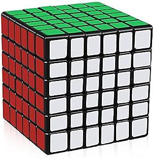 Ydq Cube Magique, Speed Cube Casse Tête Puzzle 6x6x6 Speed Cube De Vitesse Magique Lisse Facile à Tourner pour Jeu D'entra...