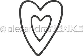 Alexandra Renke Dies-two Heart Frames