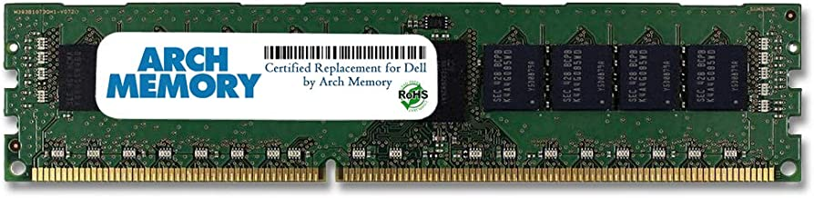Arch Memory Replacement for Dell SNPMFTJTG/4G A8475630 4 GB 240-Pin DDR3 ECC RDIMM Server RAM for PowerEdge M620