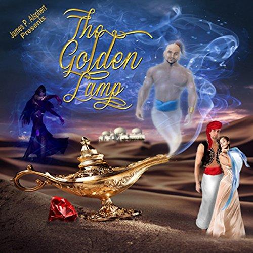 The Golden Lamp audiobook cover art