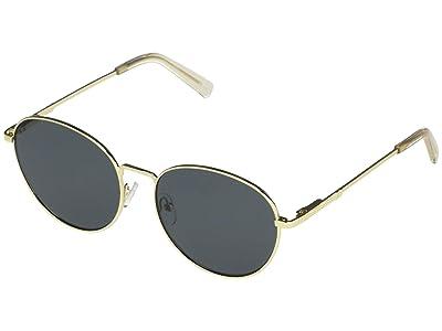 Le Specs Horus Alt Fit (Bright Gold/Smoke Mono) Fashion Sunglasses