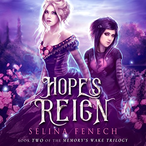 Hope's Reign     Memory's Wake Volume 2              By:                                                                                                                                 Selina Fenech                               Narrated by:                                                                                                                                 Em Eldridge                      Length: 9 hrs and 45 mins     Not rated yet     Overall 0.0