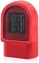 Yuan Dun'er Calentador eléctrico Mini Estufa portátil Calentador de Manos Escritorio en el hogar Aire Acondicionado Calefacción para Baby Shower-Rojo
