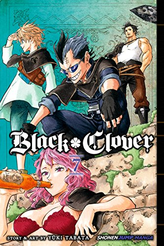 Black Clover, Vol. 7: The Magic Knight Captain Conference (English Edition)