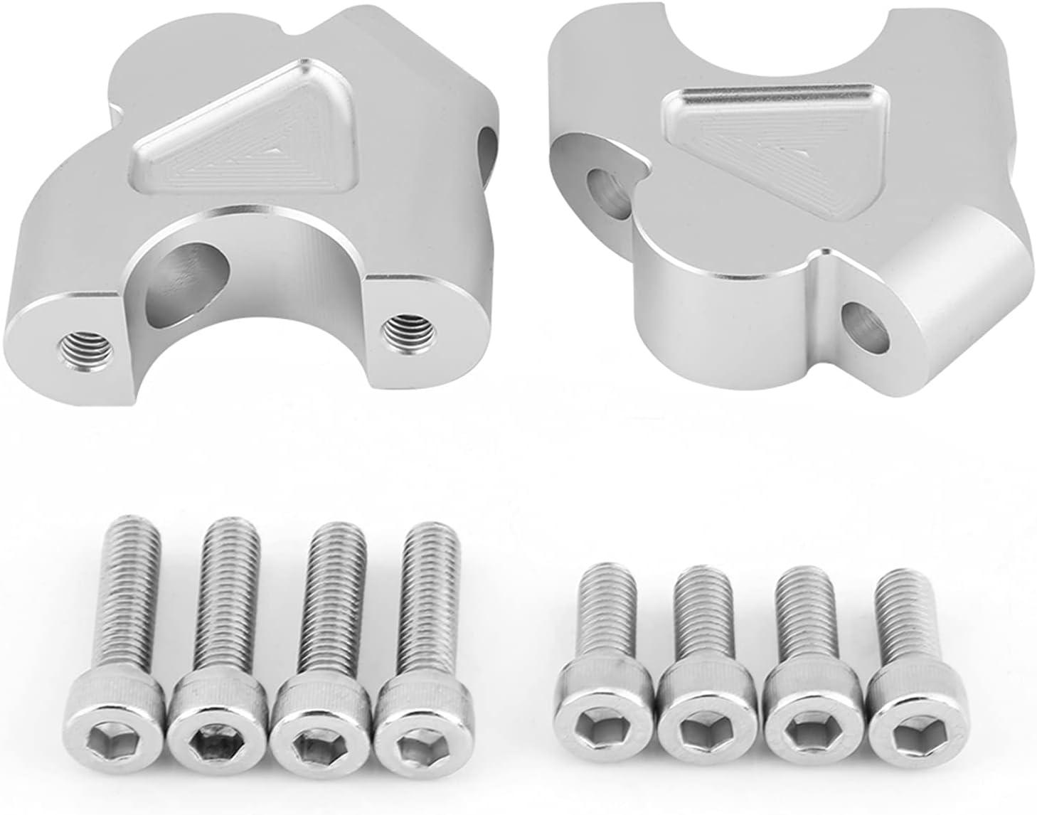 Handlebar Riser Low price Clamps Motorcycle Aluminum Japan Maker New CNC