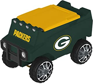 C3 Green Bay Packers RC Motorized NFL Cooler