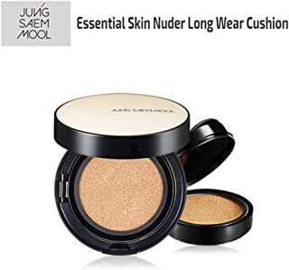 JUNGSAEMMOOL Essential Skin Nuder Long Wear Cushion (SPF50+ / PA+++) 14g with refill (Light)