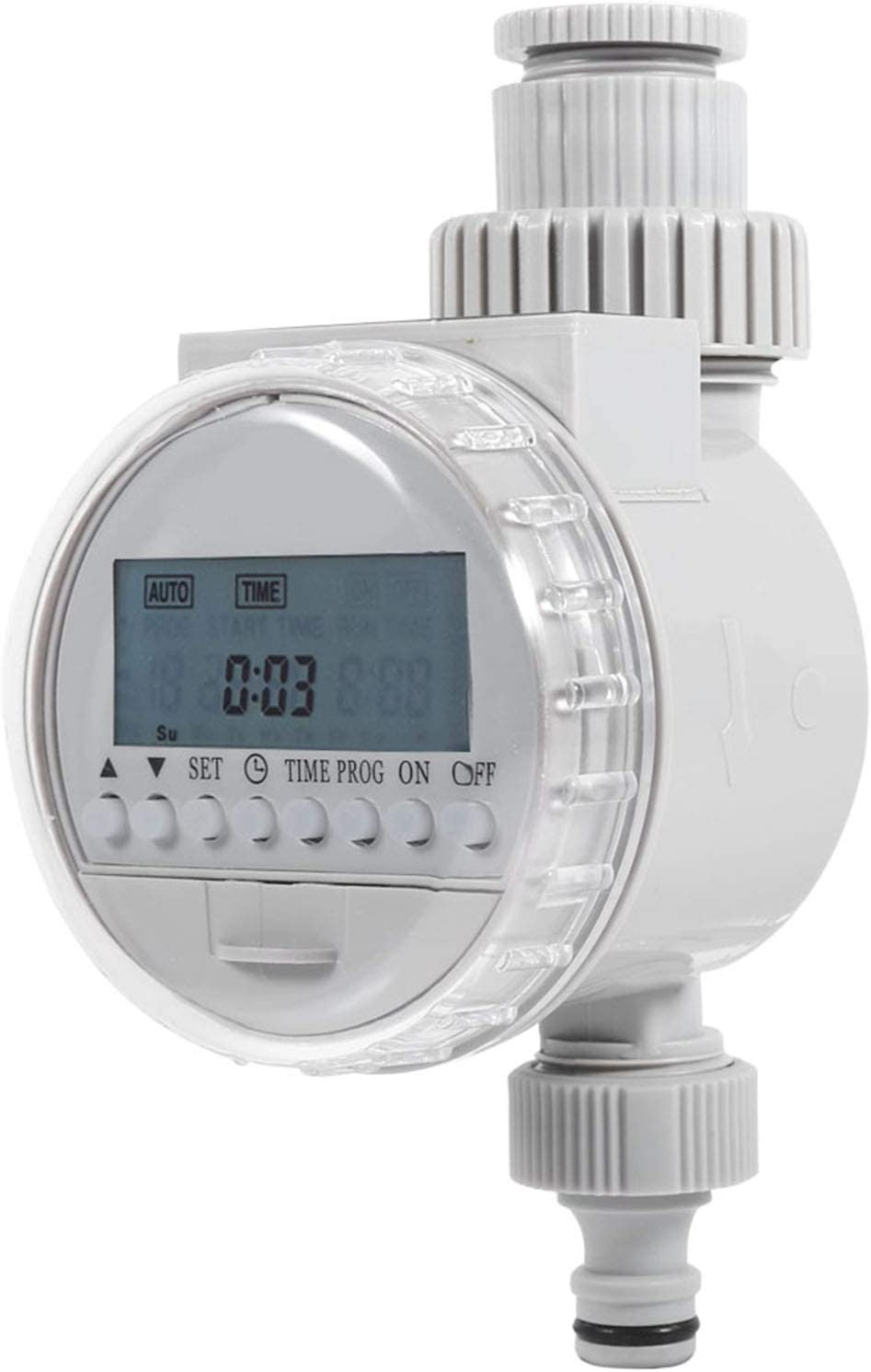 Water Timer 1Pc Solar Power Garden Saving Home Max 66% OFF Auto Irrig New sales