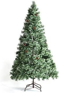 タンスのゲン 【まるで本物!】 リアル クリスマスツリー 松ぼっくり (本物) 180cm おしゃれ ヌードツリー 16900027 01AM【64504】