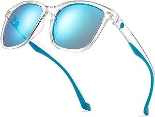 Sponsored Ad - BETTA Polarized Sunglasses for Women Men UV Protection Sports Sunglasses Light Weight
