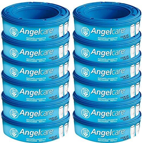 Angelcare 2320 Nachfüllkassette Plus 2017, Menge:12 Stück