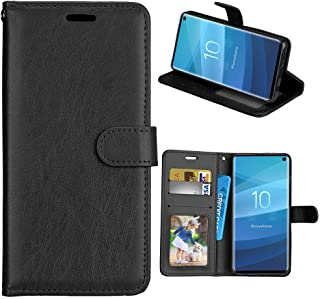 XYX Wallet Case [3 Card Holder][Stand Feature] Premium Flip PU Leather Magnetic Closure TPU Bumper Slim Fit Cover for Motorola Moto G 3rd Gen G3 (Black)
