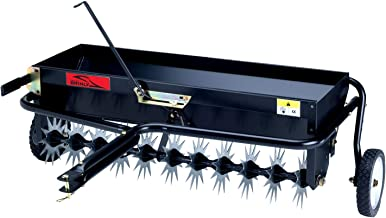 product image for Brinly AS-40BH Tow Behind Combination Aerator Spreader, 40-Inch,Black