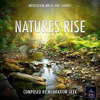 Natures Rise, Meditation Music, Sleep Sounds, Spa, Yoga