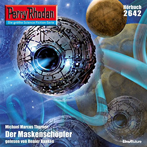 Der Maskenschöpfer (Perry Rhodan 2642) Titelbild