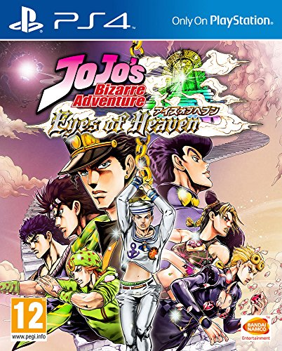 Jojo's Bizarre Adventure : Eyes Of Heaven - PlayStation 4 - [Edizione: Francia]