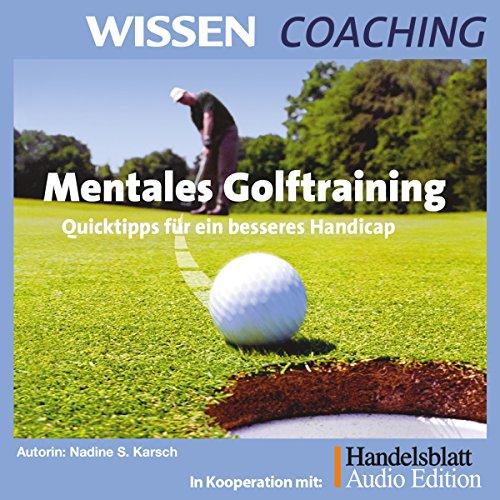 Mentales Golftraining Titelbild