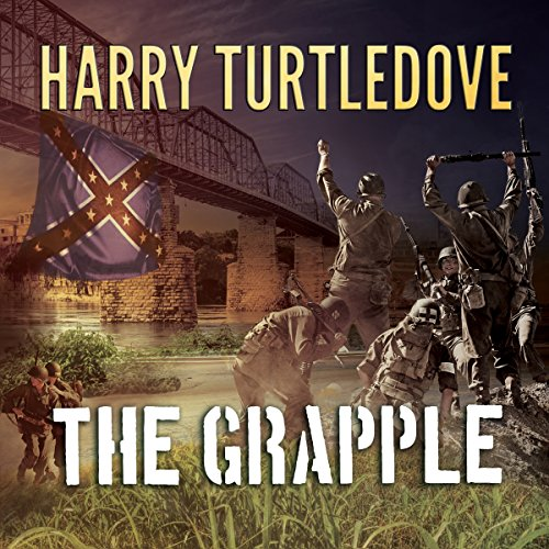The Grapple audiobook cover art