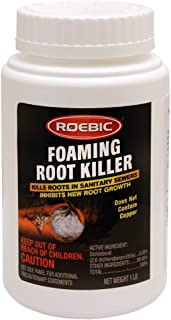 Roebic FRK-1LB FRK Foaming Root Killer, 1-Pound, 1 lb, White
