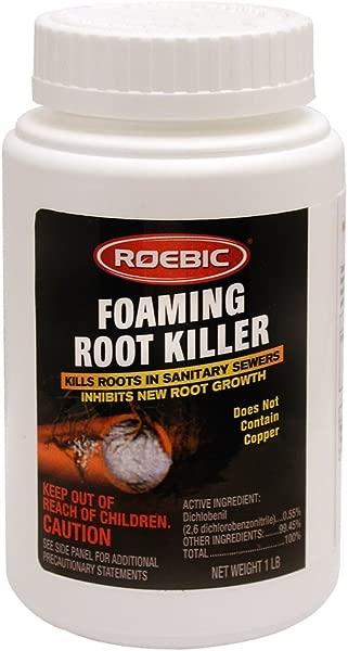 Roebic FRK 1LB FRK Foaming Root Killer 1 Pound 1 Lb White