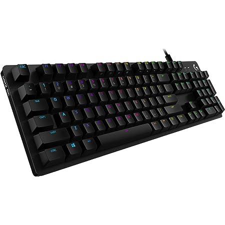 Logitech G512 SE - Teclado mecánico para Gaming con ...
