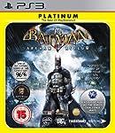 Batman: Arkham Asylum - Platin...