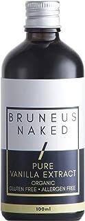 Naked Organic Pure Vanilla Extract, 100ml