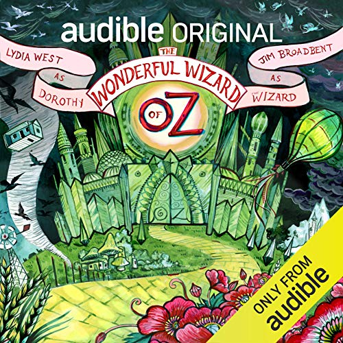 The Wonderful Wizard of Oz Titelbild