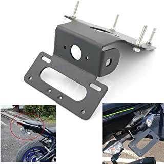 Rear Tail Tidy/Fender Eliminator Kits, for HONDA Grom MSX125 2013-2015, for OEM License Plate Light, Compatible with OEM/Stock and Aftermarket Turn Signal