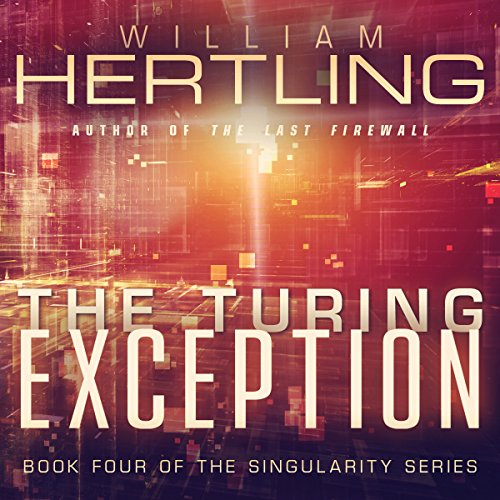 The Turing Exception audiobook cover art