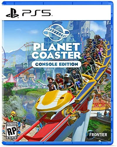 Planet Coaster PlayStation 5 Edition product image