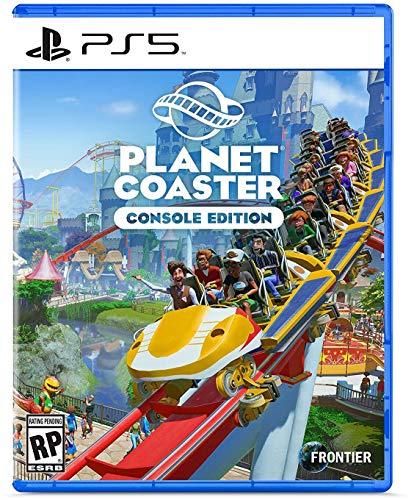 Planet Coaster - PlayStation 5 Edition