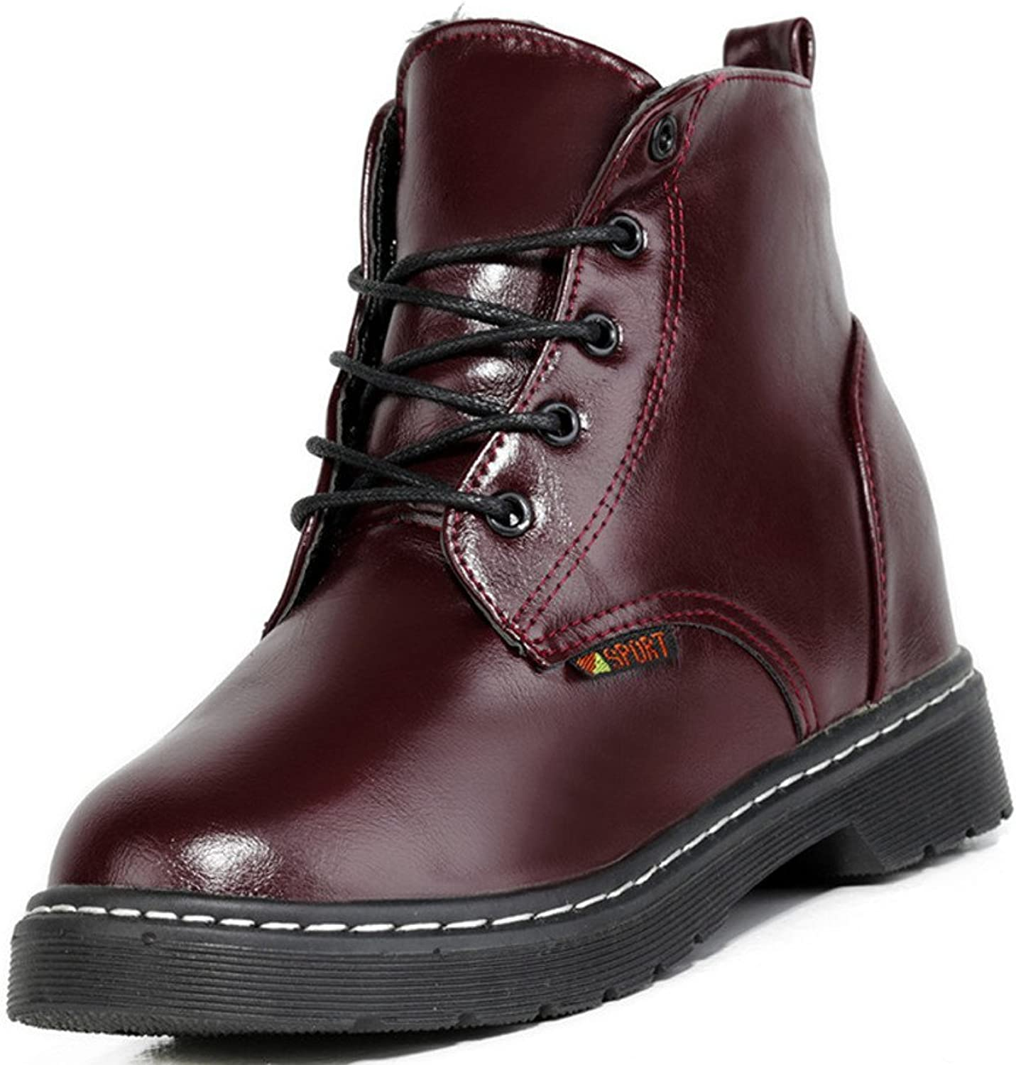 Velvet Lace short boots Head of England and Martin boots spring and autumn Korean girl shoes