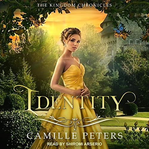 Identity Audiobook By Camille Peters cover art