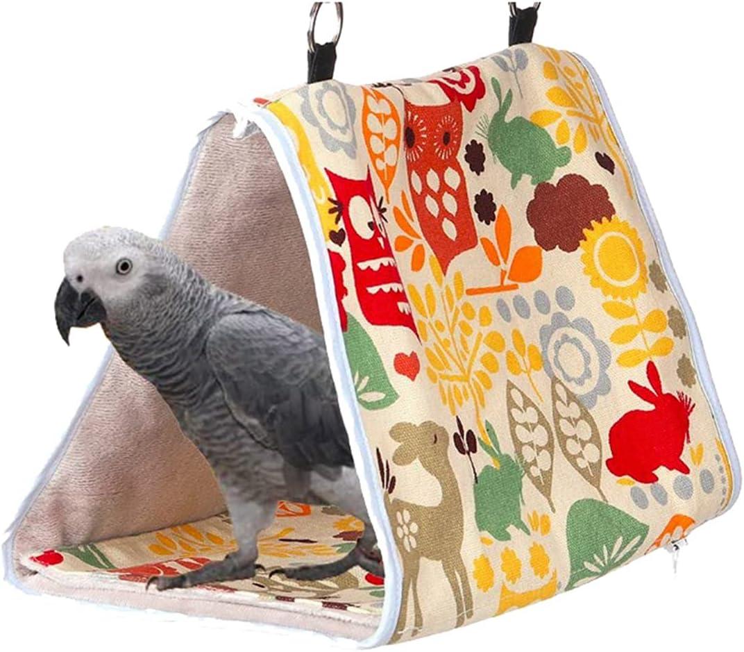 Bird Nest trust Plush Bird's Fluffy OFFer Hammock Hangi Hut