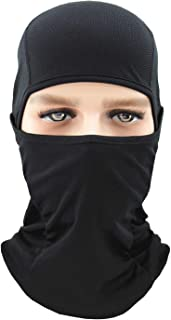 Balaclava Full Face Mask Hood for Men Women Headwear Ski,Skiing,Cycling,Motorcycle,Running,Fishing,Outdoor,Tactical