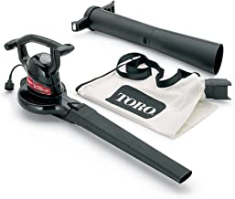Toro 51592 Super 12 amp 2-Speed Electric Blower/Vacuum  (Older Model)