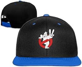 Ghostbusters Faded Logo Unisex Snapback Adjustable Baseball Cap Hip Hop Hat
