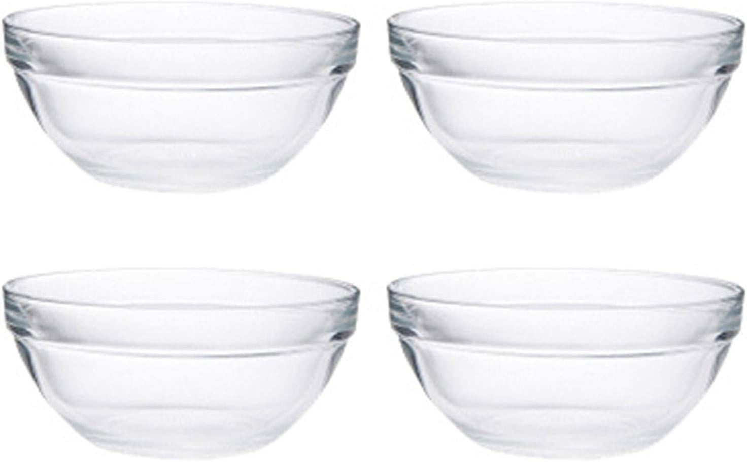 Max 88% OFF Classic Sauce Dish Glass Salad Bowls Sushi Set Dipping Soy
