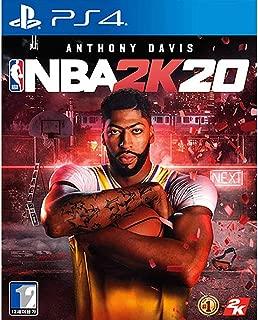 NBA 2K20 [韓国語版] - PS4 [海外直送品]