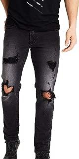 American Eagle Mens 4105001 360 Extreme Flex Skinny Jean, True Black