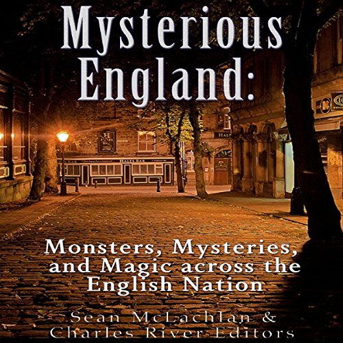 Mysterious England audiobook cover art