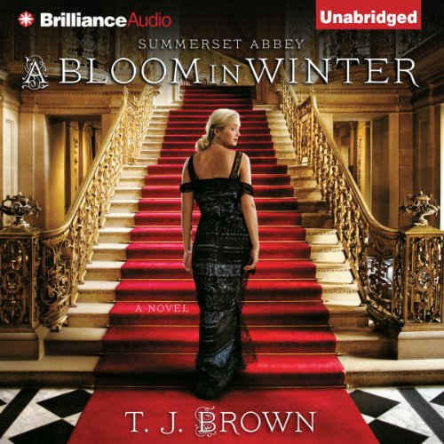 A Bloom in Winter audiobook cover art