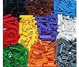 DreambuilderToy Building Bricks 1100 Pieces Set with All Popular Building Blocks