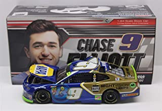 Lionel Racing Chase Elliott 2018 NAPA NightVision Lamps 1:24