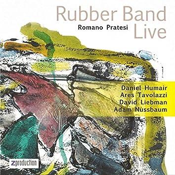 Rubber Band Live (feat. David Liebman)