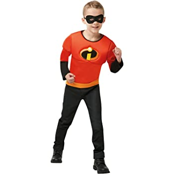 Rubies 641392One Disfraz oficial de Disney Incredibles, 2 niños ...