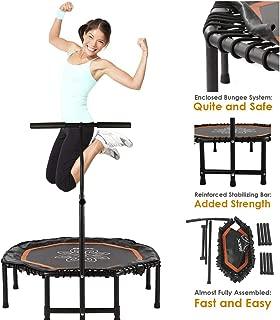 Best rebounder trampoline with bar Reviews