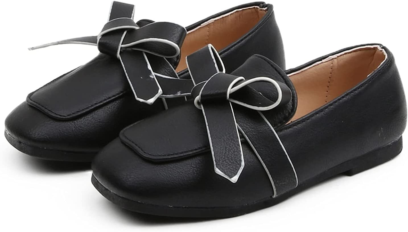 Girls 100% quality warranty Shoes Toddler Infant Kids Wholesale Casual Bowknot Baby Leathe